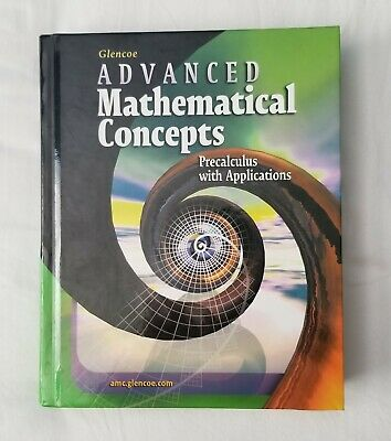 GLENCOE MATH APPLICATIONS And Concepts Course 2 Complete