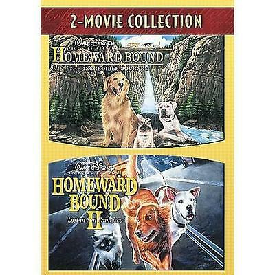 Homeward Bound - The Incredible Journey / Homeward Bound II -