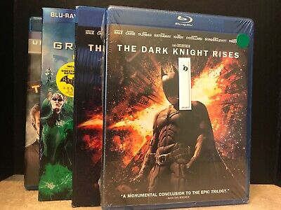 Superhero Blu Ray Movies Marvel DC New and Used (BinG)