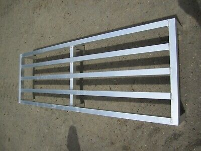 """New Age Industrial Dunnage Rack 72"""" x 24"""" x 8"""""""