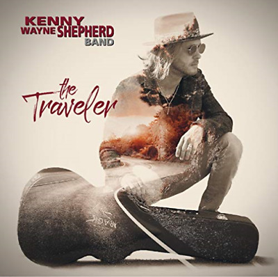 Kenny Wayne Shepherd Band-Traveler (UK IMPORT) CD NEW