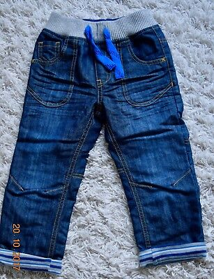 Boys Lined Jeans Age 2