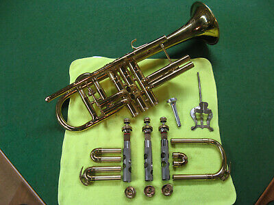 Conn 80A Cornet 1948 - Reconditioned - with Original Case and Conn 4 Mouthpiece