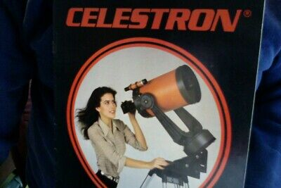 Celestron - Classic C8 with Wedge - Tripod - Carry Case + (Vintage Quality)