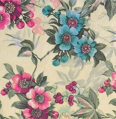 PAPER NAPKINS for DECOUPAGE - 2 Pack