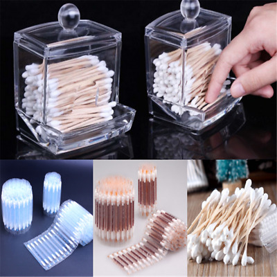 50/100PCS Disposable Medical Alcohol Stick Disinfected Cotton Swab Care Tool New