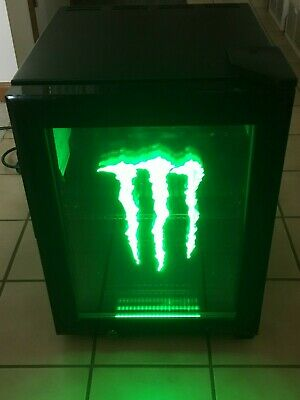 MONSTER ENERGY MINI Fridge Cooler Refrigerator G6CB23EB w