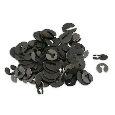 100 x Clock split washers jumping for wall clocks parts repair clockmakers tool