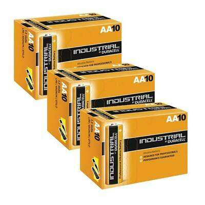 30 x New Genuine Batterie AA Piles alcalines 1,5 V LR6 MN1500 remplace...