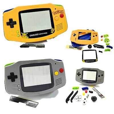Hard Case Housing Replacement Kit for GameBoy Advance GBA Console Case Shell