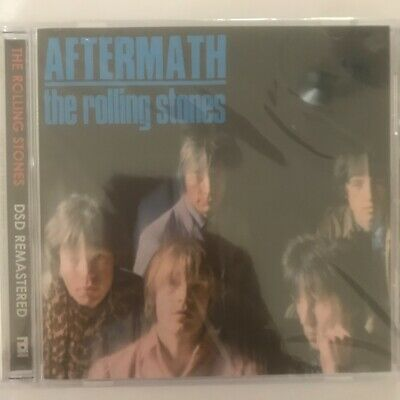 THE ROLLING STONES - AFTERMATH - 1966 UK 1st PRESSING - EX