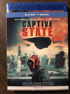 Captive State Blu-Ray w Slipcover Canada Bilingual NO DC LOOK