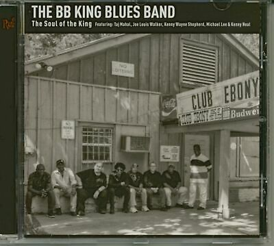 BB King Blues Band - Soul Of The King (CD) - The Blues