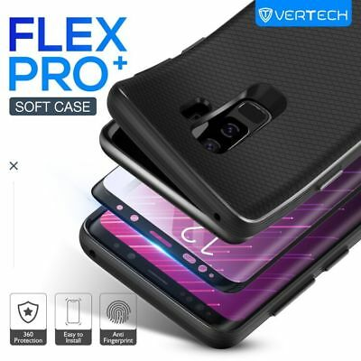 Samsung Galaxy S9 S9 Plus Case Shockproof Hybrid Rubber Armor Rugged Cover