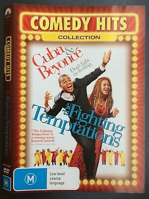 THE FIGHTING TEMPTATIONS (2004) Beyonce Knowles, Cuba Gooding Jr DVD
