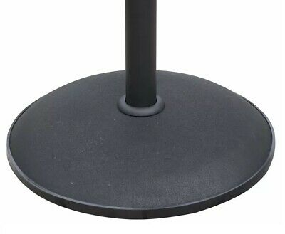 Symple Stuff Concrete Round Free Standing Umbrella Base 48cm Round
