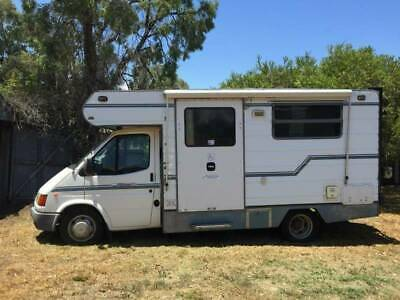 1997  Ford Transit Motor Home, Wheel Chair Friendly