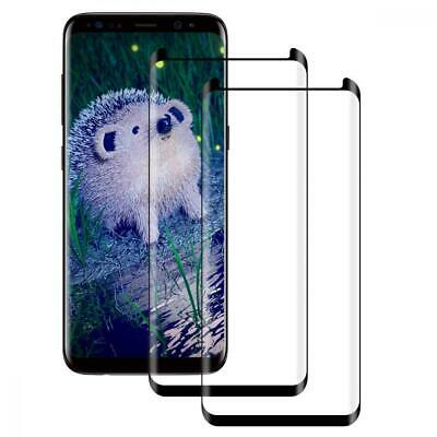 DOSNTO Verre Trempé Samsung Galaxy S8,[Lot de 2] Film S8