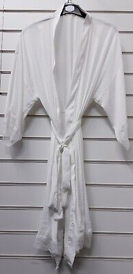 Ladies Light Summer Ex Store Quality Dressing Gown/Robe Uk Sizes 10-26