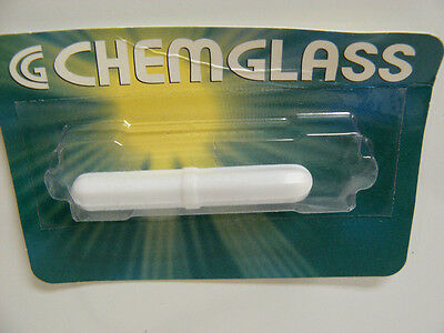 "Chemglass Cg-2001-19 Magnetic Stirring Bar 2 1/2"" X 3/8"" New"