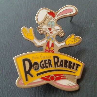 Pin badge pin's Disney  Roger Rabbit BD Cinema movie comic strip lapin animaux