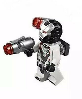 LEGO Avengers Endgame 76124 War Machine minifigure Super Heroes Authentic New
