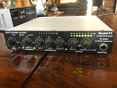 UK SOUND 1173 1073 Preamp and 1176 Compressor - $1,080 00
