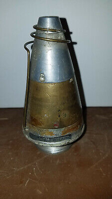 Inert Empty Trench Art Wwii  M-500 Paper Weight