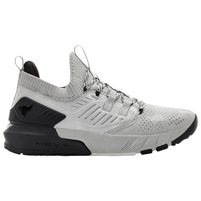 Under Armour Project The Rock 2 Delta Training Shoe Anthem Red/Halo Grey UA 2019