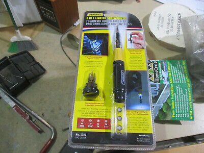 General Tools 8-in-1 lighted screwdriver Model 1700