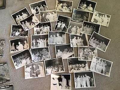 VINTAGE PHOTOS WW2 WWII US Army General Curtis LeMay USO Related