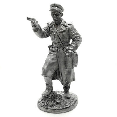 corporal of the Red Army Military regulator Tin Soldier WW2 54 mm 1945 USSR