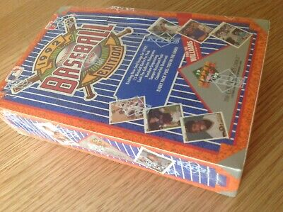 UNOPENED Box 1992 Upper Deck Major League Baseball Bubble Gum / Trading Cards