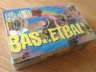 UNOPENED BOX CLASSIC BASKETBALL TRADING CARDS Shaq Autograph?