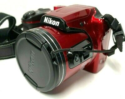 Nikon B500 Coolpix Camera With Accessories/ Excellent Condition!!