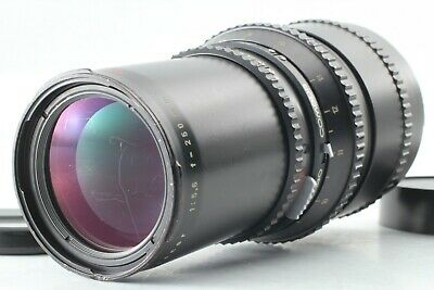 【EXC】 HASSELBLAD Carl Zeiss Sonnar C 250mm F5.6 T* Telephot Lens From JAPAN
