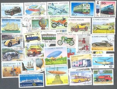 Transport 300 all different collection-Trains-Cars-Aviation- Ships etc