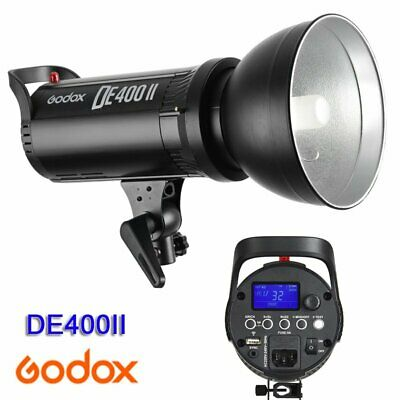 Godox DE400II 400Ws 220V 2.4G Wireless X System Studio Flash Strobe Light Head