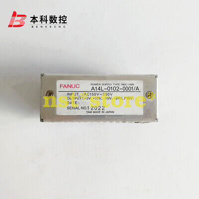 1pc for  A14L-0102-0001/A FANUC Power Supply