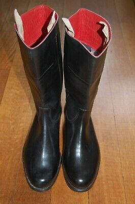 Cavalry Officers Wellington Boots  - Dated 1937 Near Perfect