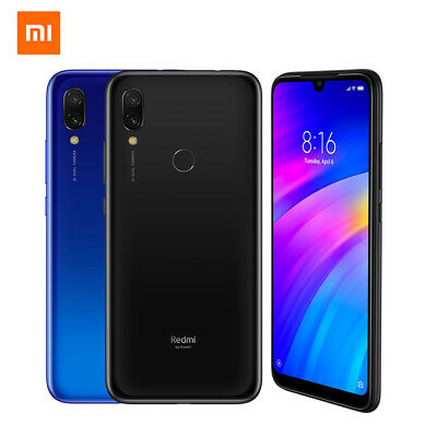 "Xiaomi Redmi 7 2+16GB/3+64GB Samrtphone 6.26"" 2* SIM 4G 4000mAh Global Version"
