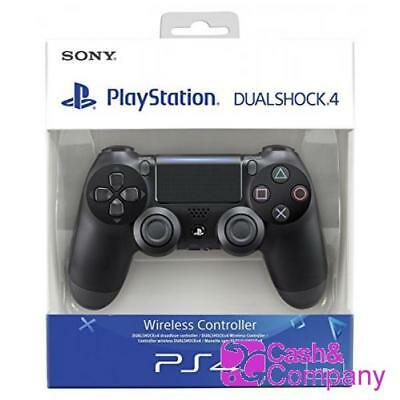 Sony - Dualshock 4 V2 Mando Inalámbrico, Color Negro V2 (PS4) #0159