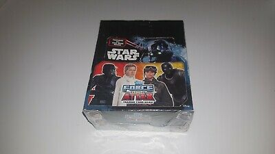 Star Wars Force Attax Sealed Box 32x Packets (Topps)