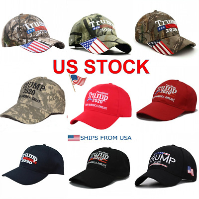 Make America Great Again MAGA 2020 Donald Trump 46th President USA Hat Cap
