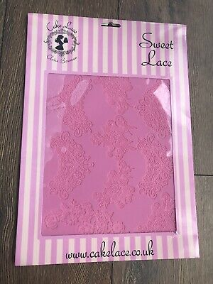 Claire Bowman Sweet LaceCake Lace Mat