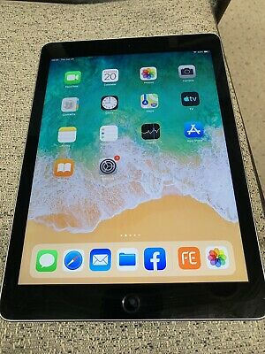 Apple iPad Air 2 2nd WiFi 64GB Space Gray Good Condition