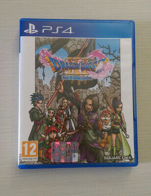 DRAGON QUEST XI Echi di un'era perduta - PS4 - PLAYSTATION 4 - COME NUOVO