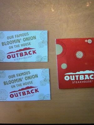 Outback Steakhouse FREE Bloomin' Onion On The House Promo 10 Pack