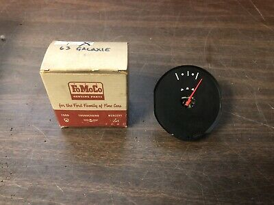 1963 Ford Galaxie Gas Fuel Gauge  Nos Ford  619