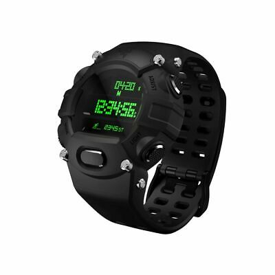 Razer Nabu Smart Watch Forged Edition for iOS Android Black